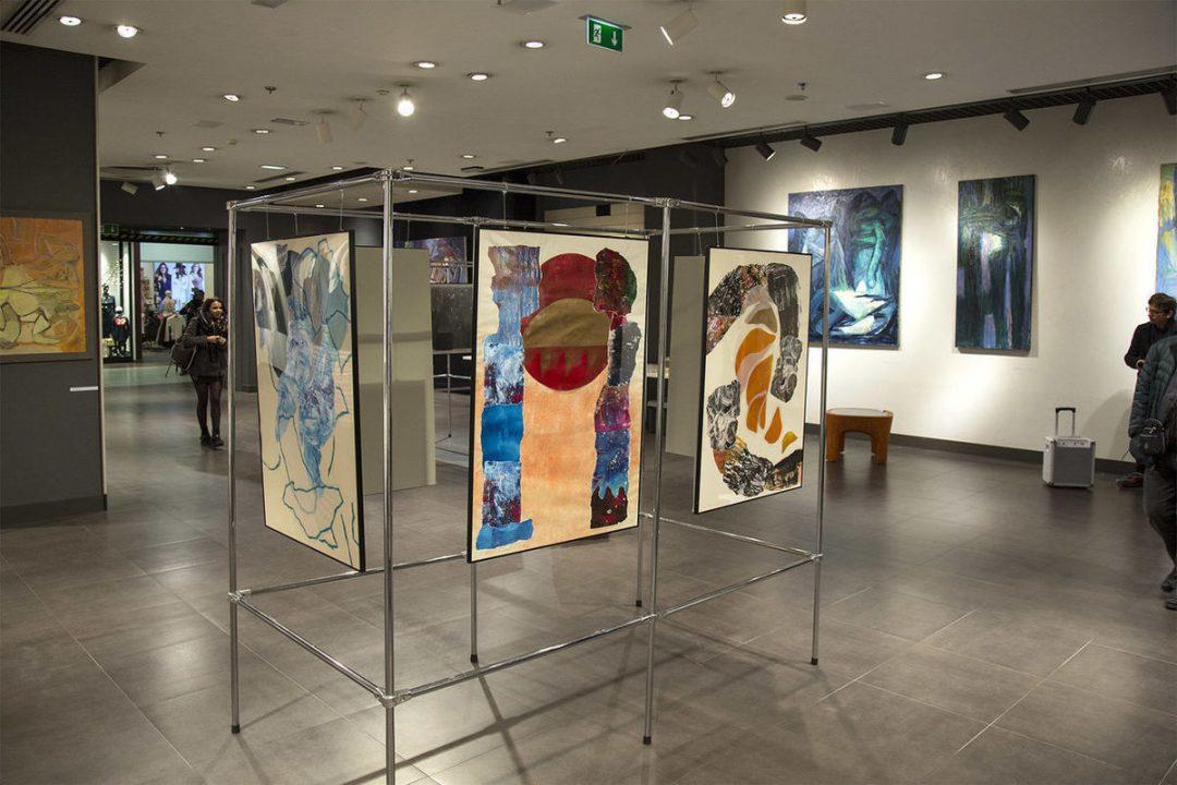 Pierwsza galeria sztuki w centrum handlowym. – MiejscaWeWroclawiu.pl