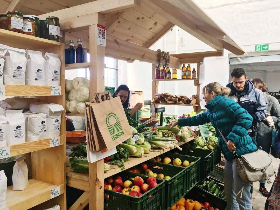 EkoBazar, czyli najzdrowszy bazar czynny w każdą sobotę. – MiejscaWeWroclawiu.pl