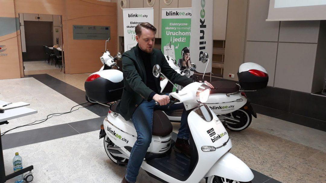 Startuje wypożyczalnia skuterów elektrycznych na minuty. – MiejscaWeWroclawiu.pl