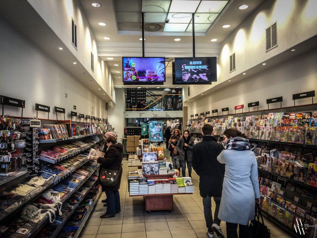 Empik w Rynku zostaje zamknięty, trwa wyprzedaż towaru. – MiejscaWeWroclawiu.pl