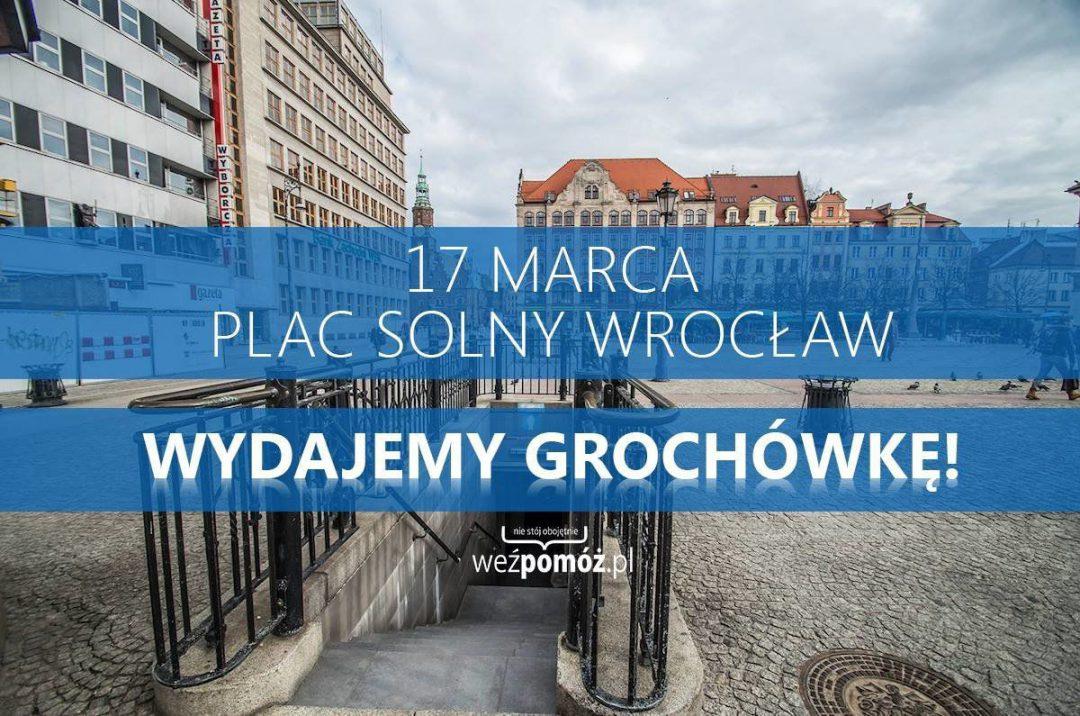 """""""Stop marnowaniu żywności"""", czyli zbiórka oraz wydawanie żywności na placu Solnym. – MiejscaWeWroclawiu.pl"""