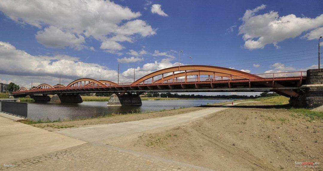 5 najdłuższych mostów we Wrocławiu. – MiejscaWeWroclawiu.pl