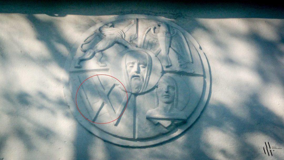 Swastyka na dawnym herbie Wrocławia. Skąd się tam wzięła? – MiejscaWeWroclawiu.pl
