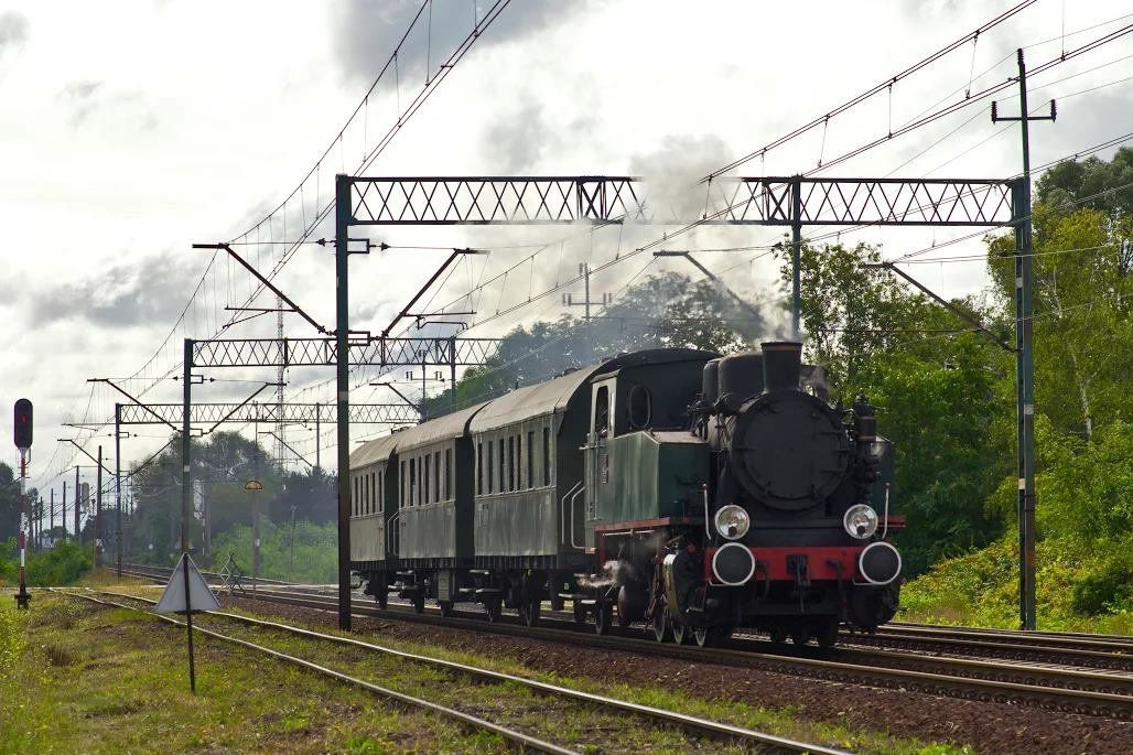 Pociągami retro wokół Wrocławia. – MiejscaWeWroclawiu.pl