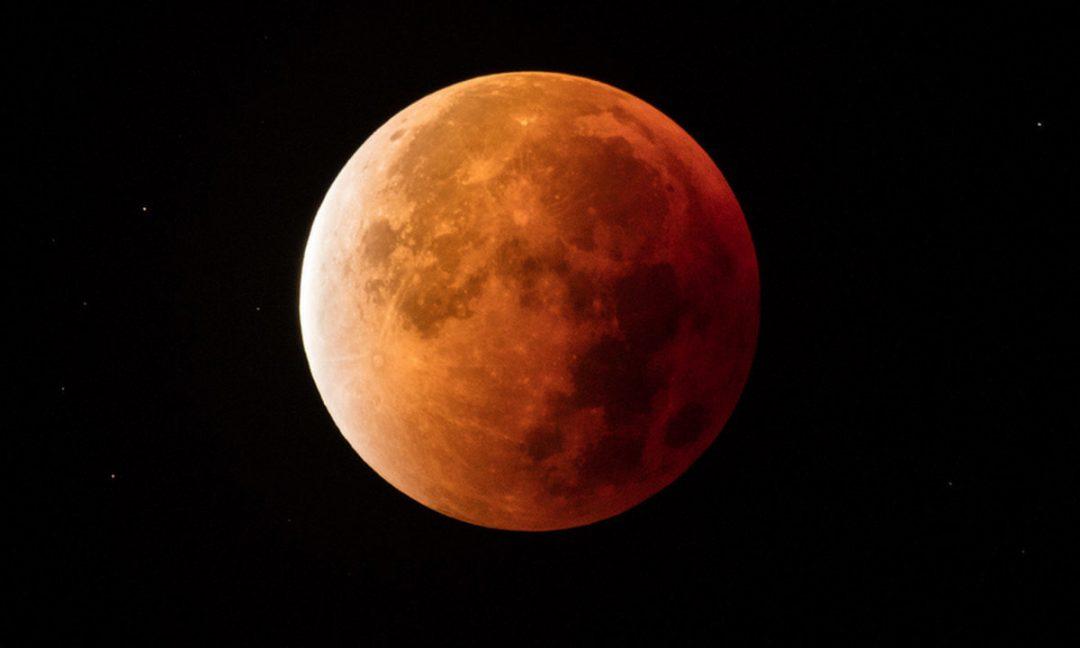 Dziś nastąpi najdłuższe zaćmienie księżyca od 100 lat! – MiejscaWeWroclawiu.pl