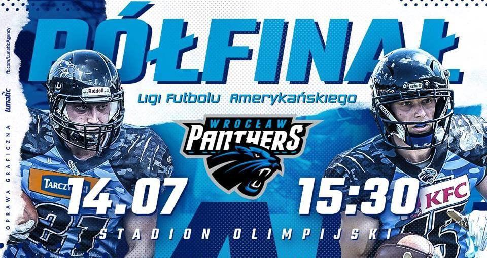 Panthers Wrocław w walce o Polish Bowl XIII – MiejscaWeWroclawiu.pl
