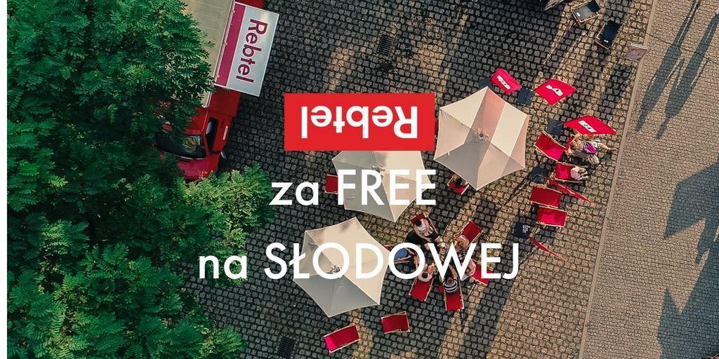 W sobotę na Wyspie Słodowej Rebtel rozda darmowe startery! – MiejscaWeWroclawiu.pl