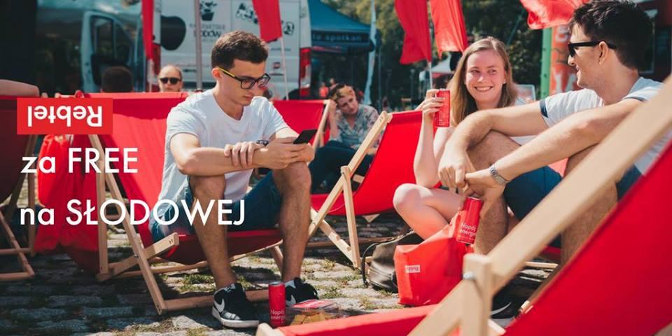 W sobotę ostatnia szansa na darmowy starter od Rebtel! Przyjdź i odbierz go na Wyspie Słodowej. – MiejscaWeWroclawiu.pl