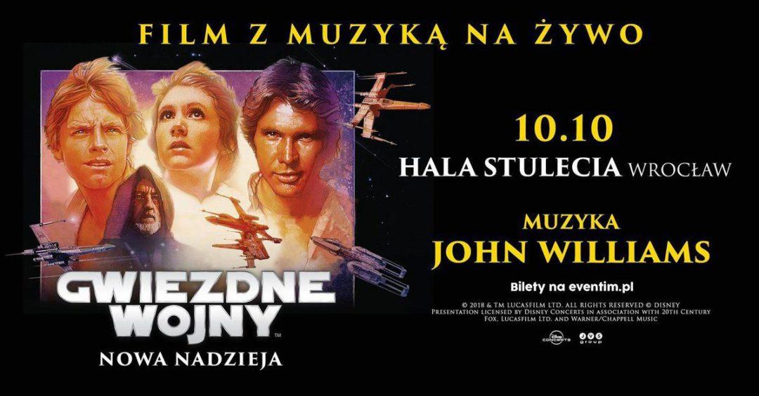 Gwiezdne Wojny w towarzystwie Praskiej Orkiestry Symfonicznej [KONKURS]. – MiejscaWeWroclawiu.pl