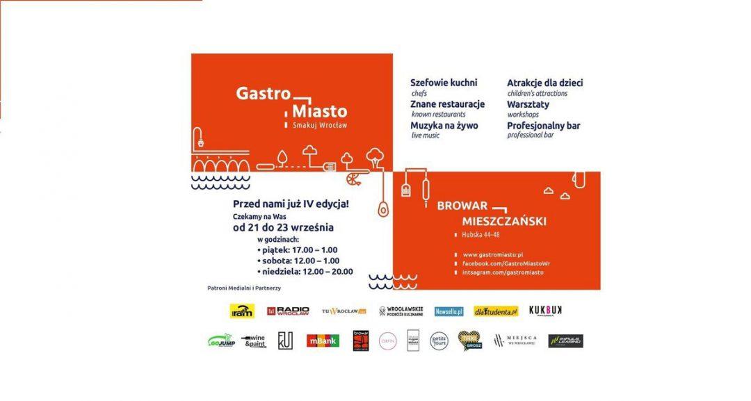 Gastro Miasto – edycja finałowa: miłośnicy smacznego jedzenia i dobrej nuty nie będą zawiedzeni [KONKURS].