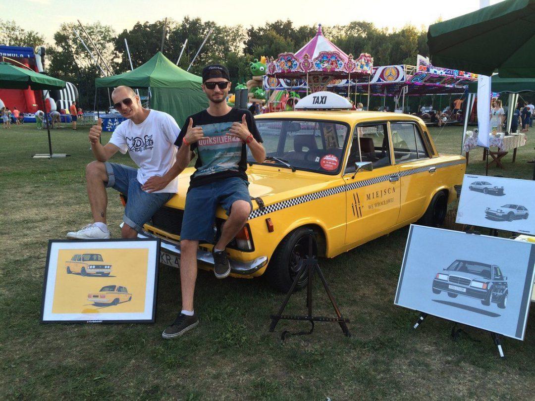 W ten weekend premiera MWW Taxi, wyjeżdżamy na miasto!