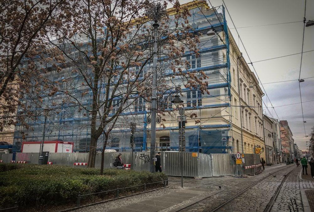 Przy Placu Nankiera powstanie luksusowy hotel [WIZUALIZACJE].