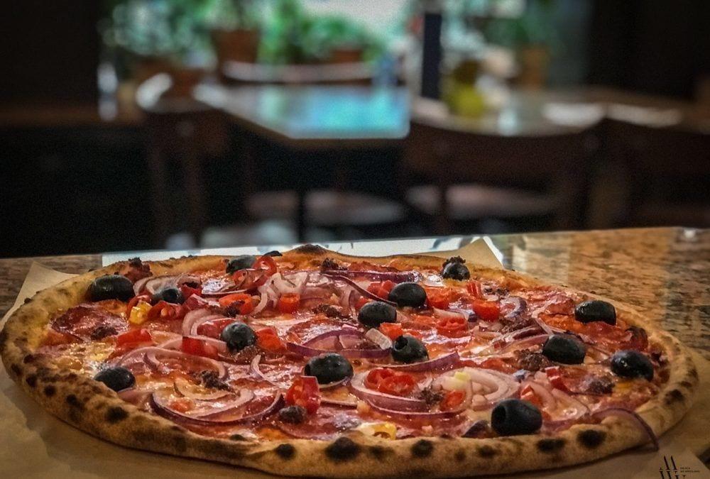 Pizzeria Bube – połączenie pysznego jedzenia z rodzinną atmosferą.