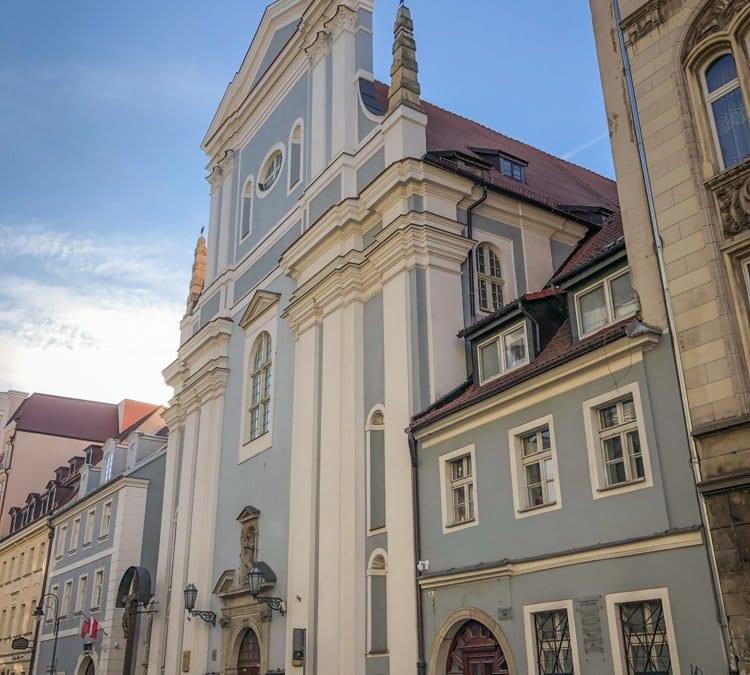 Dzielnica Czterech Wyznań – wyjątkowe miejsce na mapie Wrocławia oraz całej Polski.