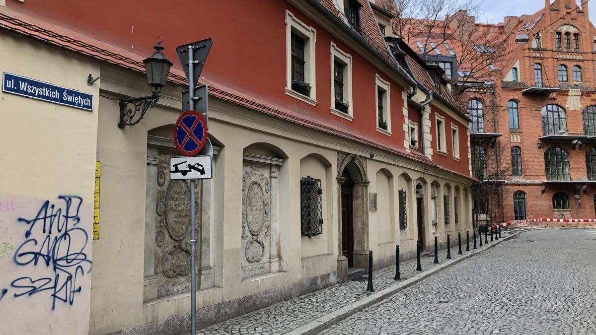 Plac Cyckowy, ulica Piersiasta oraz Wszystkich Świętych – co łączy ze sobą te trzy uliczki?
