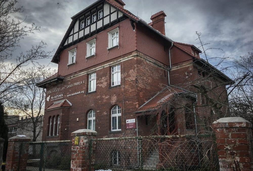 Willa Alzheimera – wybitny lekarz mieszkał we Wrocławiu.