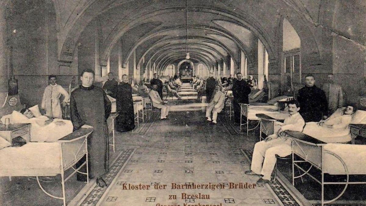 Zakonnicy, szpitalnicy, konspiratorzy – Bonifratrzy we Wrocławiu.