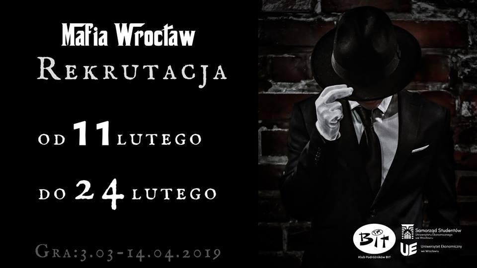 Mafia znów sieje postrach wśród Wrocławian [ZAPISY].