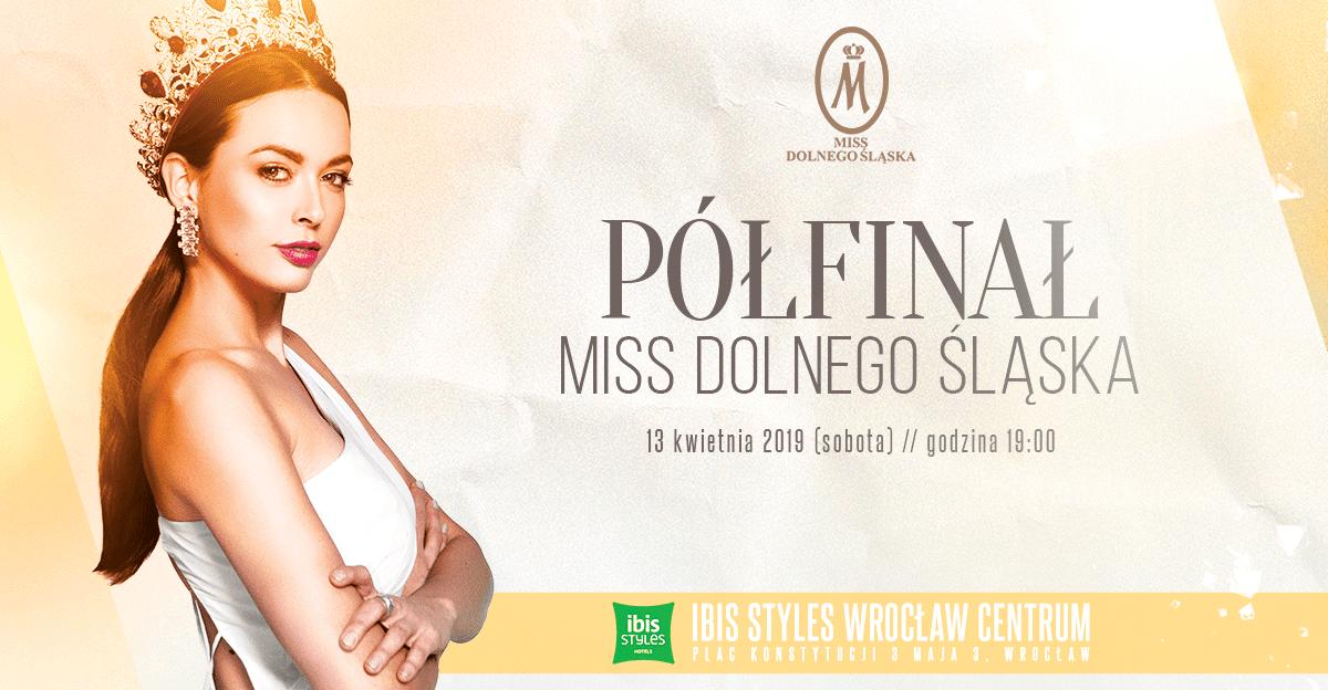 Znamy półfinalistki konkursu Miss Dolnego Śląska 2019 [ZDJĘCIA].