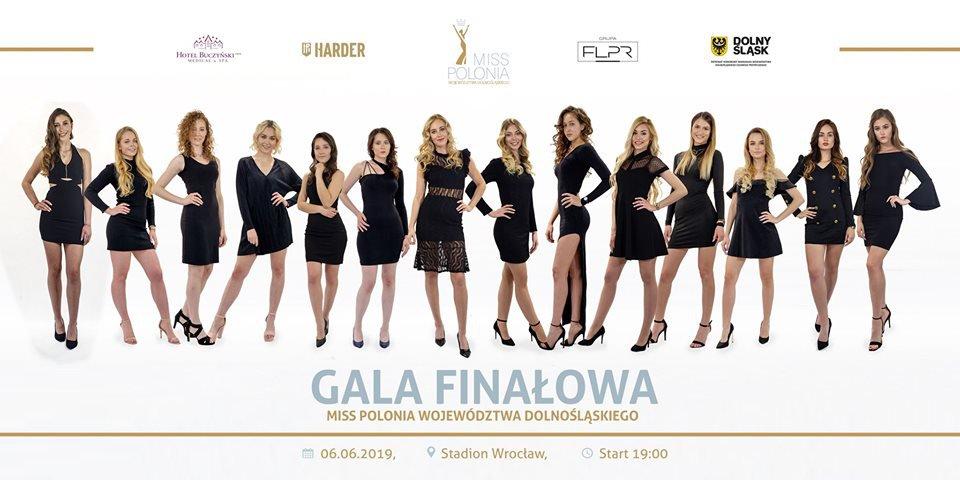 Gala Finałowa Miss Polonia Województwa Dolnośląskiego 2019 już 6 czerwca.