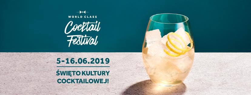 Startuje drugi festiwal kultury koktajlowej.