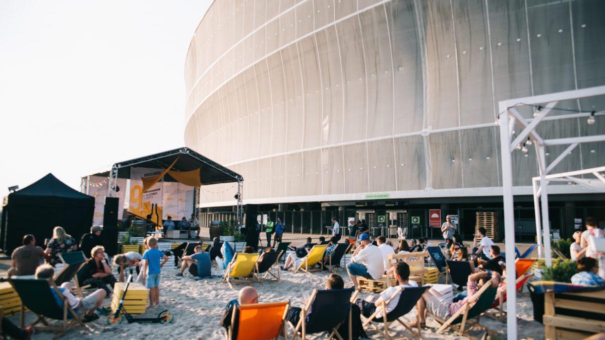 10. Wrocławski Festiwal Dobrego Piwa na Stadionie Wrocław.
