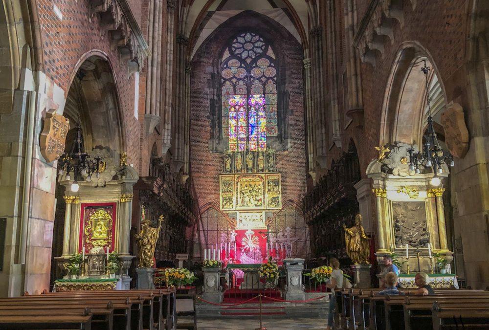 Co kryje płótno wywieszone w Katedrze Wrocławskiej?