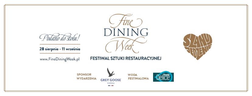 Fine Dining Week – pięciodaniowa uczta we wrocławskich restauracjach.