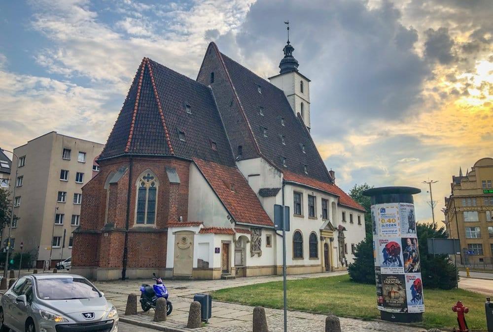 Kościół Marii Egipcjanki czy Mały Kościół? – krótka historia kościoła św. Krzysztofa.