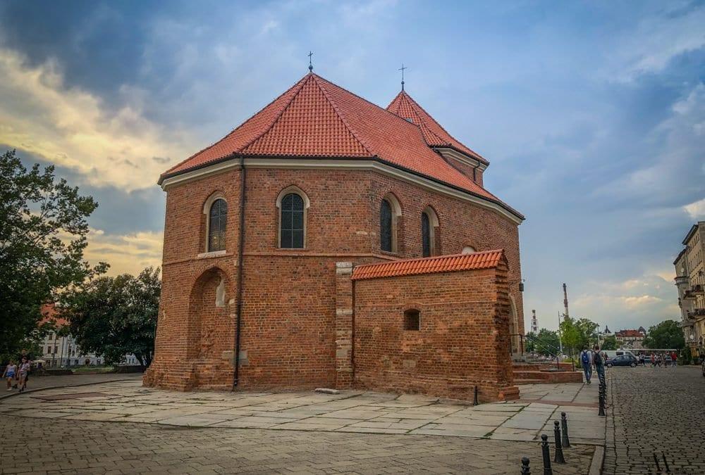 Kościół św. Marcina – drugi najstarszy kościół we Wrocławiu.
