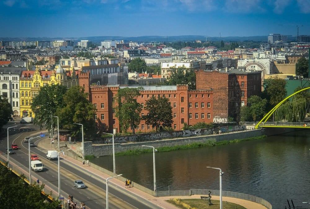 Historia budynku dawnego Aresztu Wojskowego przy ul. Drobnera.