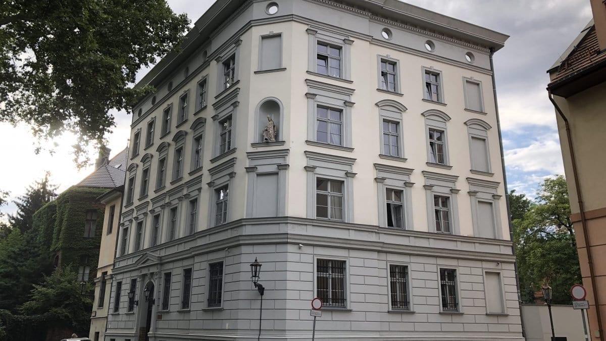 Dawny dom masonów na Ostrowie Tumskim – najbardziej tajemniczej organizacji na świecie.