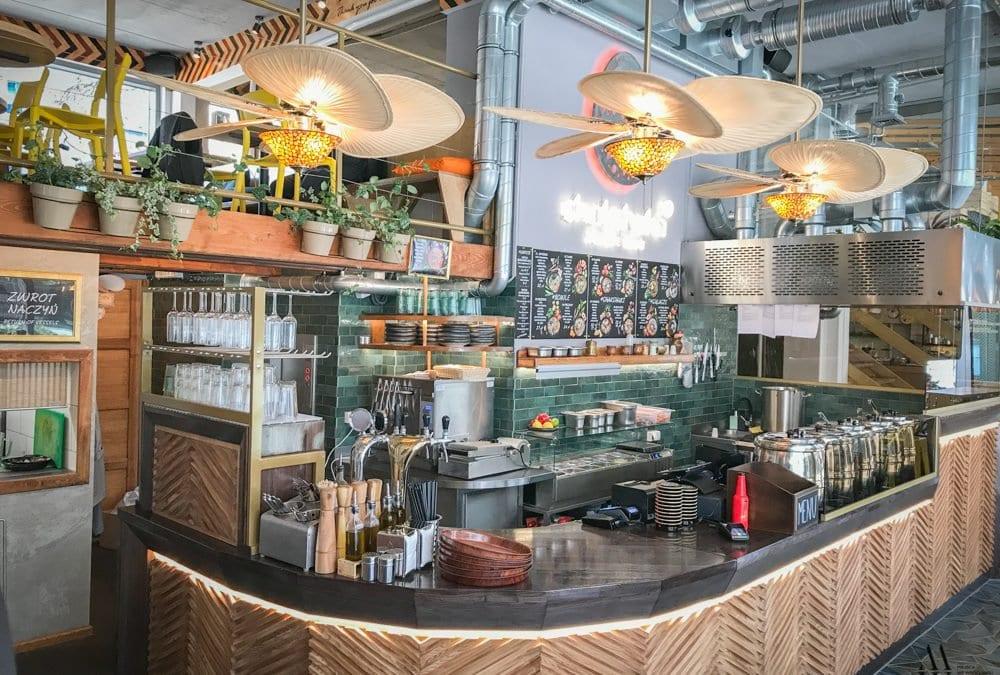 """""""Shakshuka"""" otwarta – restauracja, która zachwyca smakiem."""