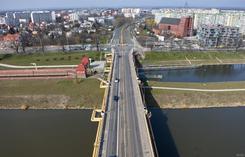 Zapadła decyzja – Mosty Osobowickie zostaną przebudowane.
