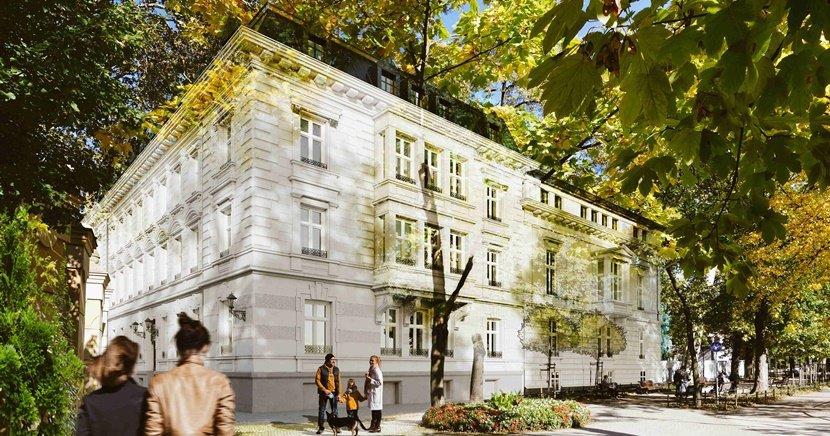 Dawny pałac w centrum Wrocławia zamieni się w luksusowy hotel.