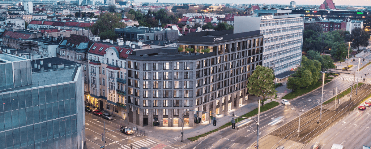 """W centrum Wrocławia powstaje aparthotel """"Studio Plac Dominikański""""."""