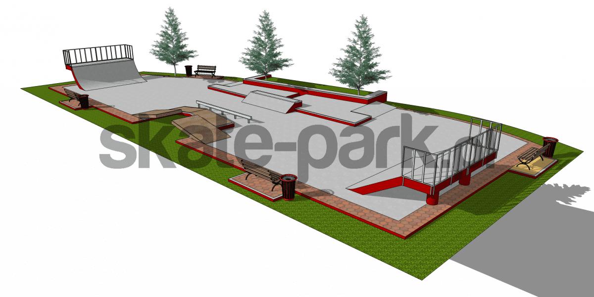 Na Wielkiej Wyspie może powstać skatepark [GŁOSOWANIE].