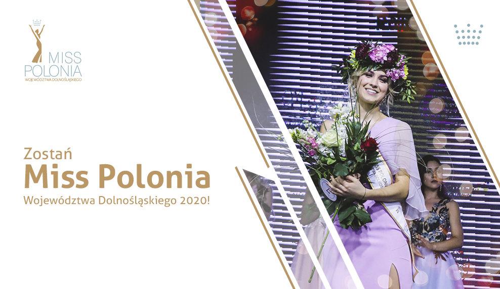 Rusza konkurs Miss Polonia Województwa Dolnośląskiego 2020.