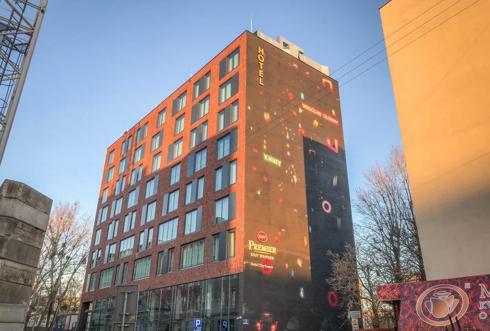 Przy Dworcu Głównym powstał nowy 4-gwiazdkowy hotel.
