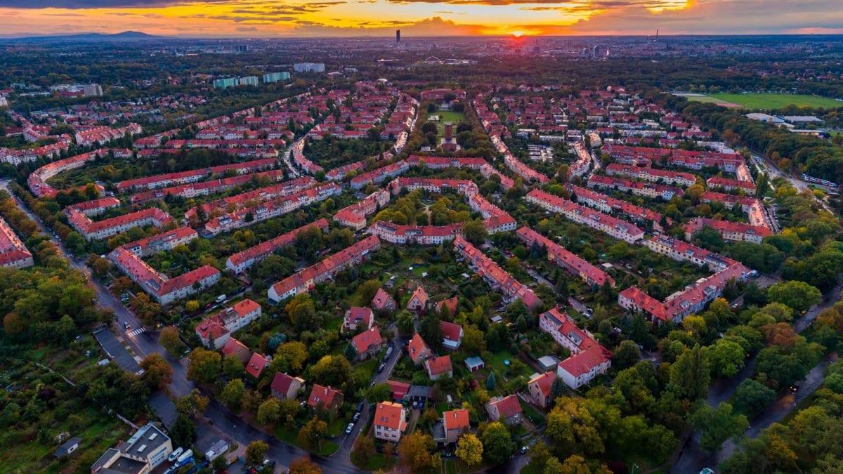 Sępolno – jedyne takie osiedle w Polsce!