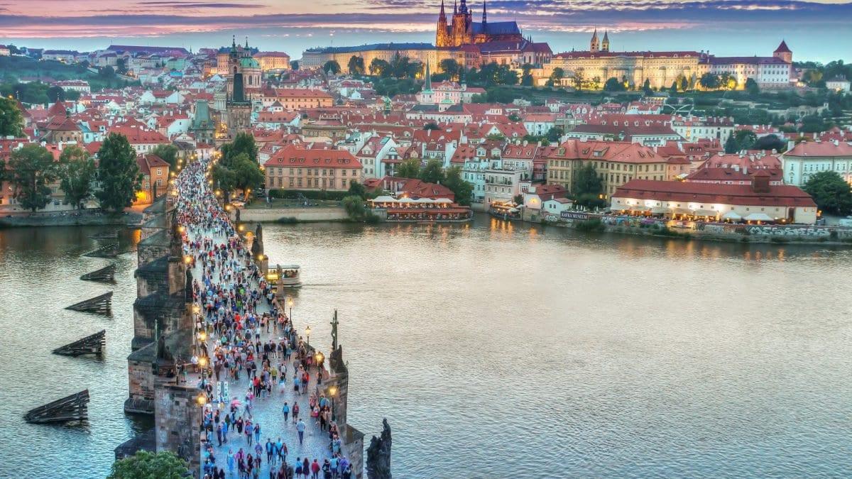 Startuje relacja pociągiem z Wrocławia do Pragi.