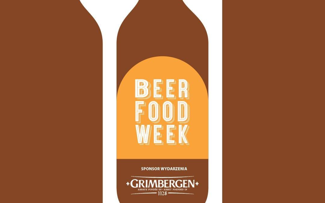 BEER FOOD WEEK – Startuje nowy festiwal restauracyjny.