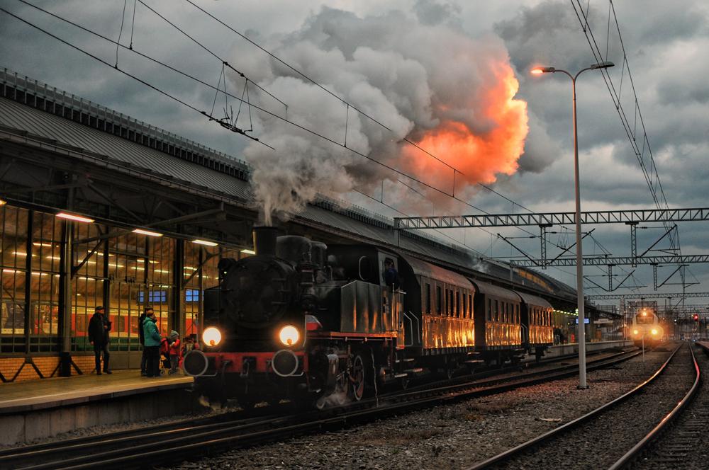 APSIK – pociągiem retro wokół Wrocławia!
