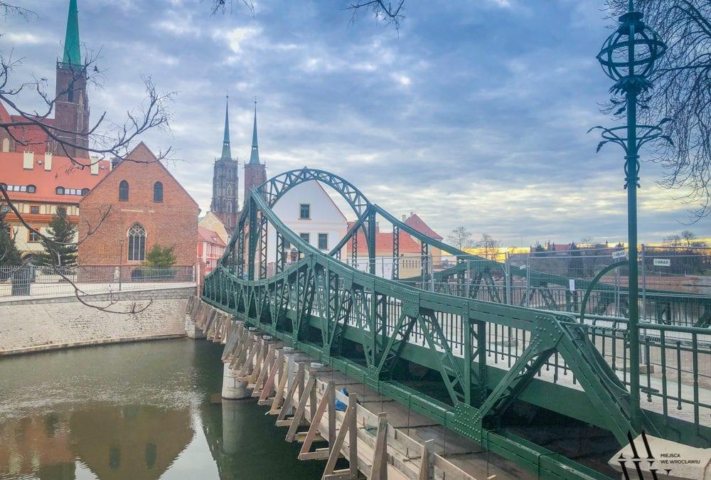 Most Tumski oddany do użytku po gruntownym remoncie [ZDJĘCIA].