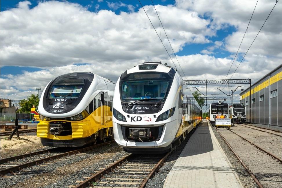 Koleje Dolnośląskie planują zakup pociągów hybrydowych.