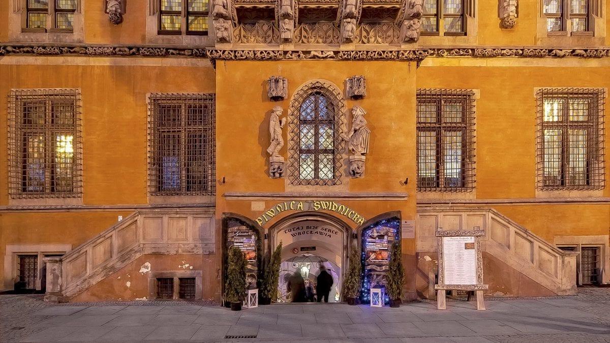 Piwnica Świdnicka – najstarsza piwiarnia w Europie odzyska dawny blask.