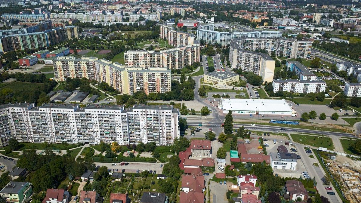 Gaj – jak wieś zakonników stała się wrocławskim osiedlem.