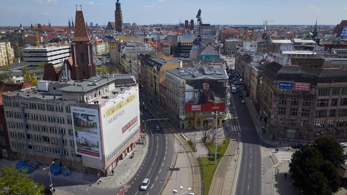 Przy placu Jana Pawła II powstanie nowa droga dla rowerzystów.