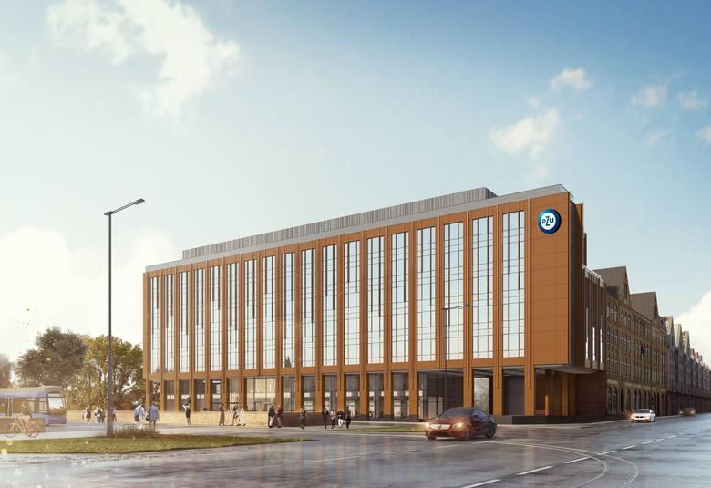 W samym centrum Wrocławia powstanie nowy biurowiec PZU [WIZUALIZACJE].