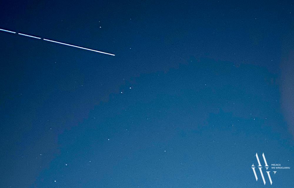 W poniedziałek i wtorek możemy zobaczyć Międzynarodową Stację Kosmiczną.